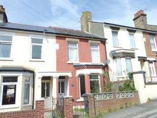 3 Bedrooms Terraced House for sale in Monins Road, Dover, Kent