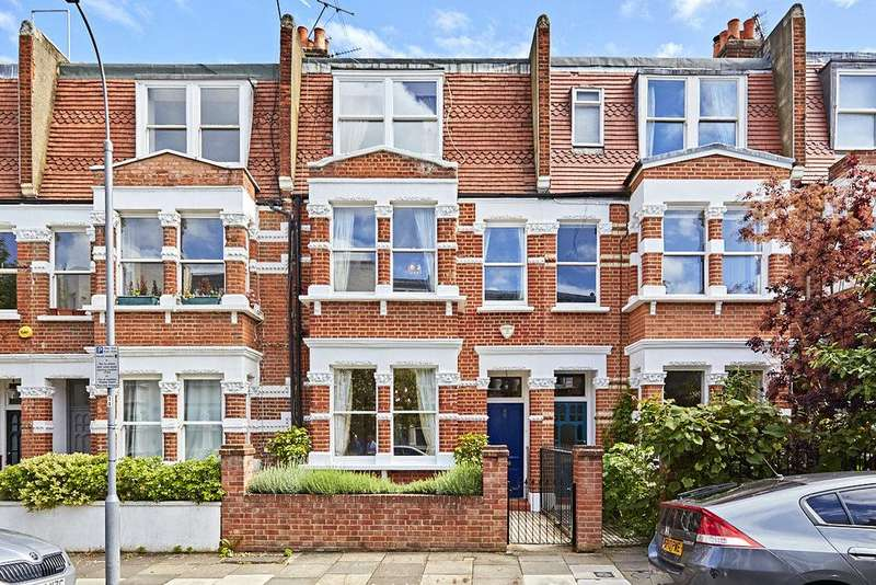 4 Bedrooms Terraced House for sale in Stanlake Road, Shepherds Bush, London, W12