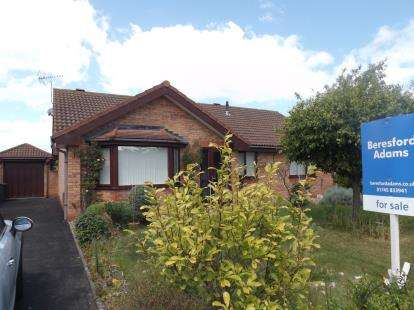 3 Bedrooms Bungalow for sale in Maes Tudno, Abergele, Conwy, North Wales, LL22