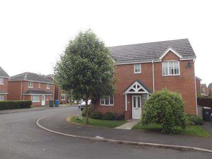5 Bedrooms Detached House for sale in Mildenhall Close, Great Sankey, Warrington, Cheshire