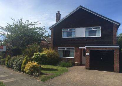 4 Bedrooms Detached House for sale in Dunedin Avenue, Hartburn, Stockton On Tees