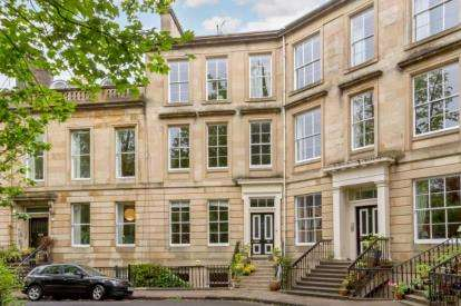 2 Bedrooms Flat for sale in Lansdowne Crescent, Kelvinbridge
