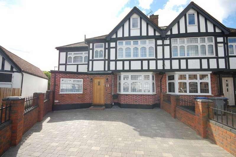 6 Bedrooms Semi Detached House for sale in Kinross Close, Kenton HA3 0UE