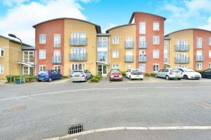 2 Bedrooms Flat for sale in Oldham Rise, Medbourne, Milton Keynes