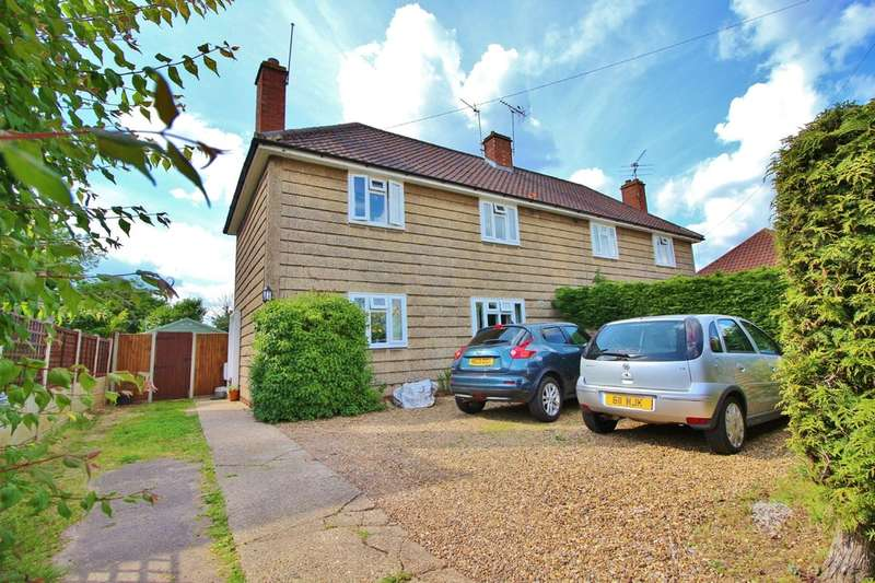 4 Bedrooms Semi Detached House for sale in Le-neve Road, Marsham