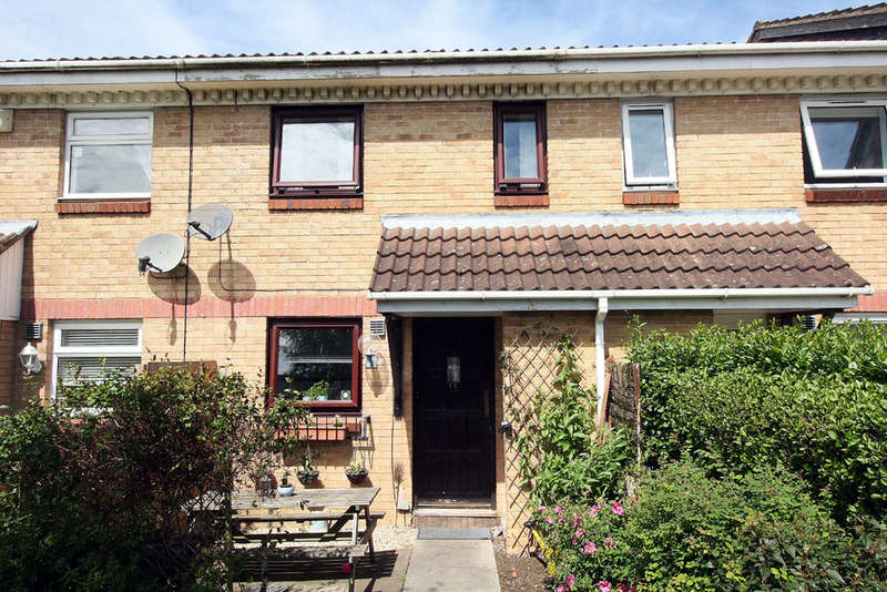 2 Bedrooms Terraced House for sale in Weavers Crofts, Melksham