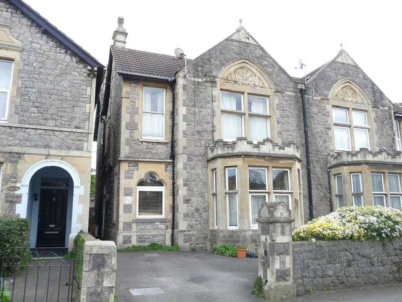 1 Bedroom Ground Flat for sale in Neva Road, Weston-super-Mare, North Somerset