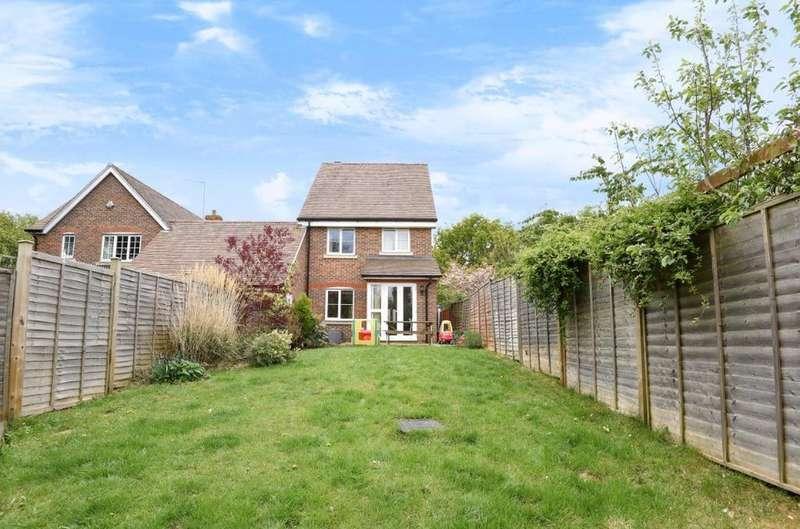 4 Bedrooms Link Detached House for sale in The Grange Hurstpierpoint West Sussex BN6