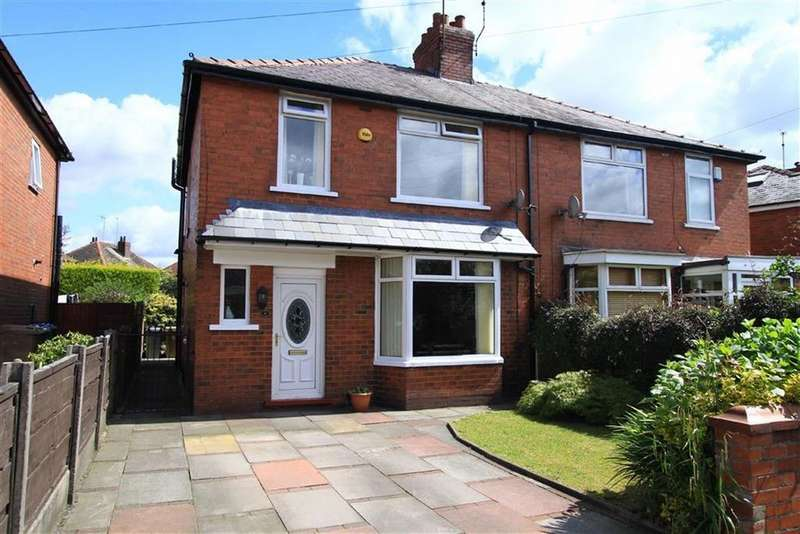 3 Bedrooms Semi Detached House for sale in 4, Hartley Street, Passmonds, Rochdale, OL12