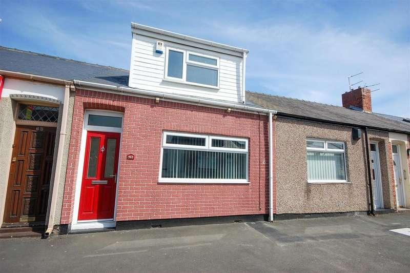 2 Bedrooms Cottage House for sale in Edward Burdis Street, Sunderland