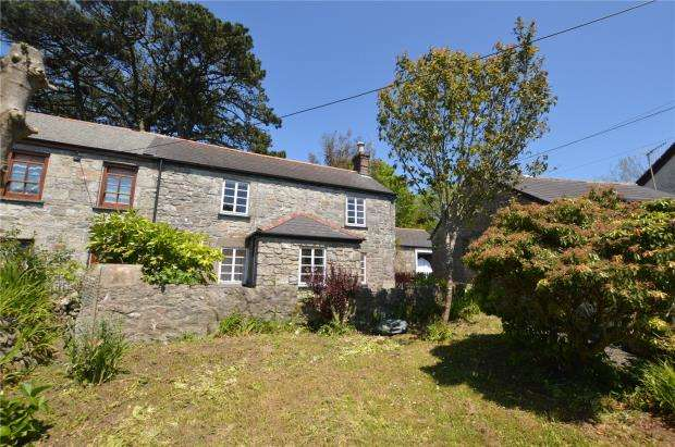 3 Bedrooms Semi Detached House for sale in Tresowes Hill, Ashton, Helston, Cornwall
