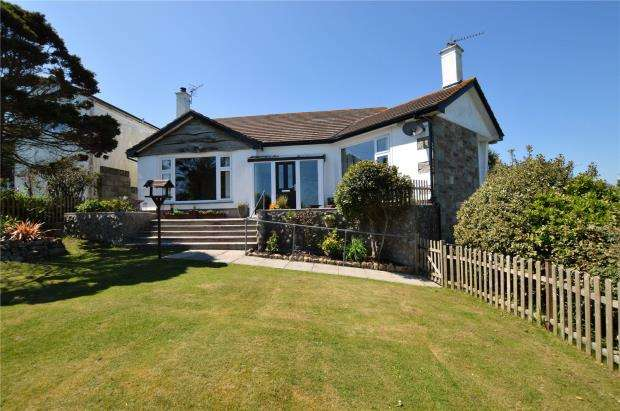4 Bedrooms Detached House for sale in St. Levan, Penzance, Cornwall