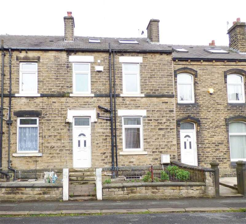 4 Bedrooms Terraced House for sale in Bentley Street, Lockwood, Huddersfield, HD1 3UJ