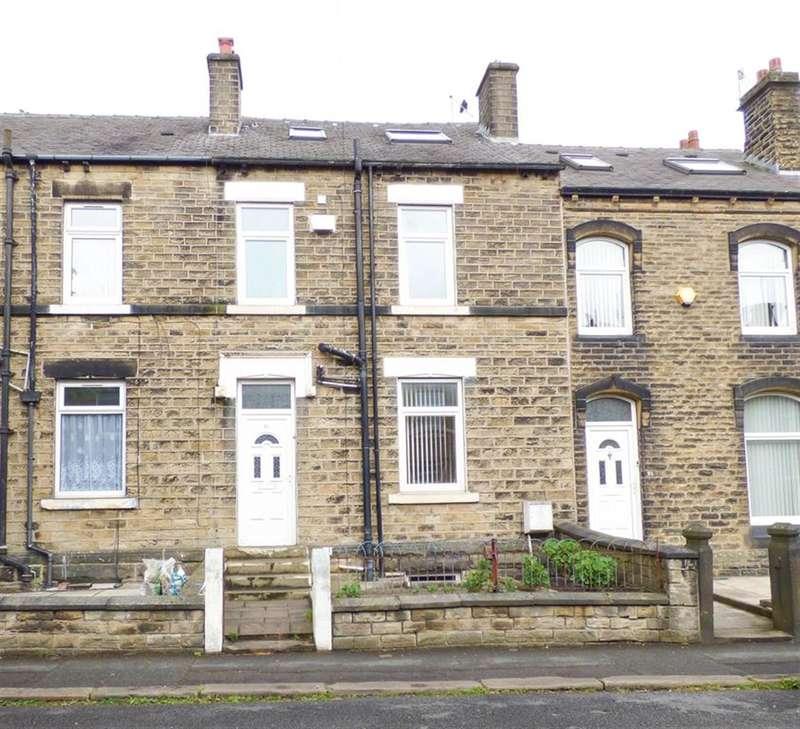 4 Bedrooms Terraced House for sale in Bentley Street, Lockwood, Huddersfield, HD1 3UJ