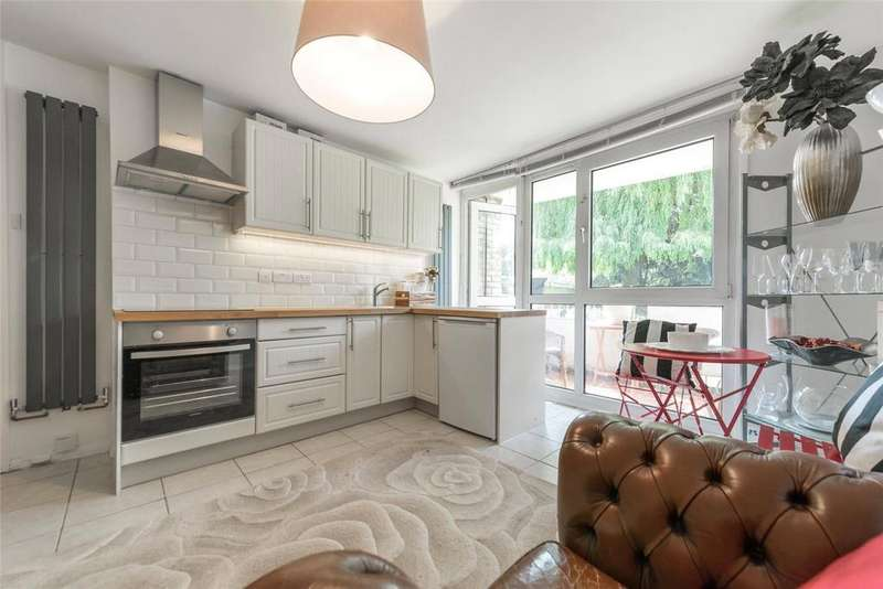 2 Bedrooms Flat for sale in Midlothian House, Oman Avenue, London, NW2