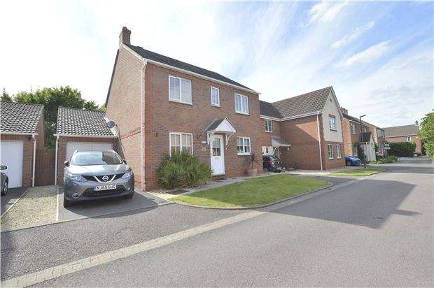 4 Bedrooms Detached House for sale in Walton Cardiff, TEWKESBURY, Gloucestershire, GL20 7RS