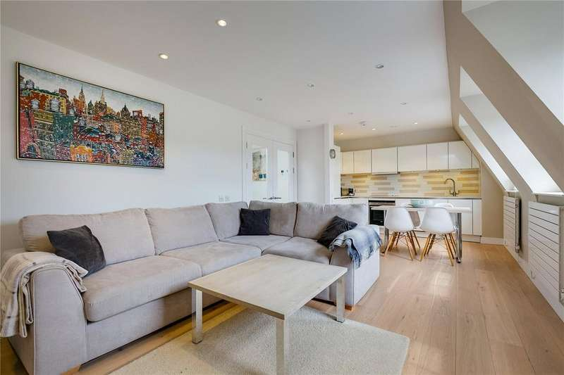 1 Bedroom Flat for sale in Old Printworks, 130 New Kings Road, Parsons Green, London