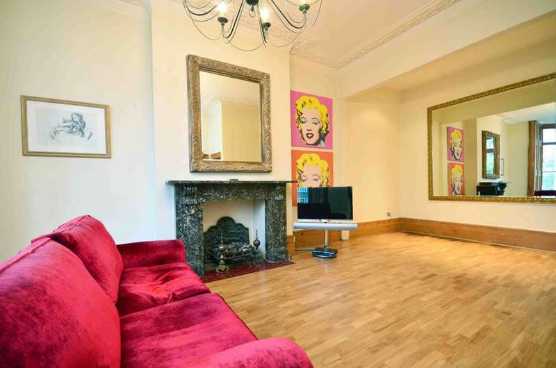 2 Bedrooms Flat for sale in Upper Park Road, Hampstead, NW3