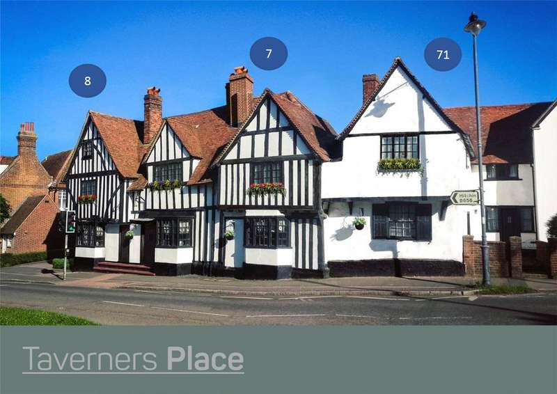3 Bedrooms Terraced House for sale in Taverners Place, High Street, Codicote, Hertfordshire