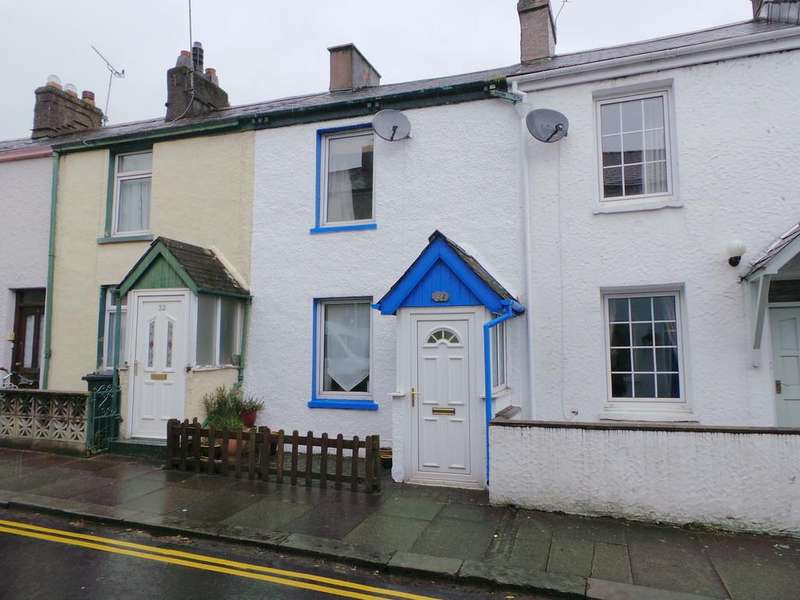 2 Bedrooms Terraced House for sale in Sun Street, Ulverston