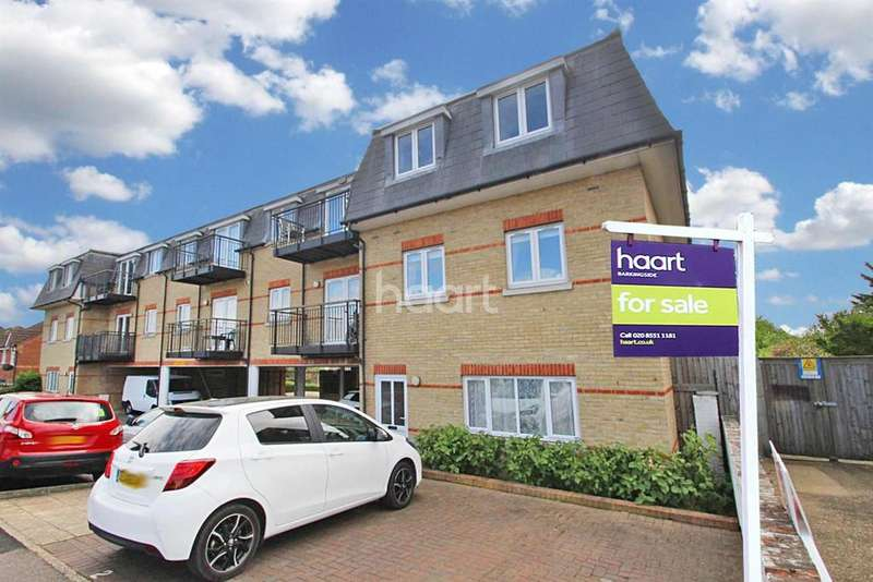 2 Bedrooms Flat for sale in Central Court, Manford Way, Chigwell