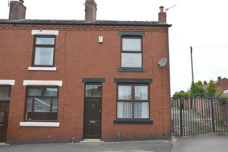 2 Bedrooms End Of Terrace House for sale in Glassbrook Street, Springfield, Wigan, WN6