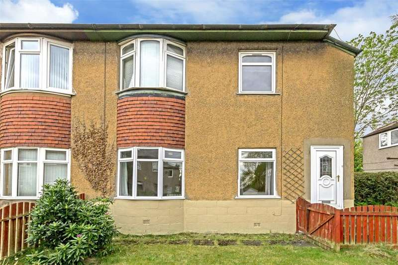 2 Bedrooms Flat for sale in 23 Gladsmuir Road, Hillington, Glasgow, G52
