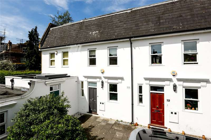 3 Bedrooms Terraced House for sale in Charlwood Terrace, London, SW15