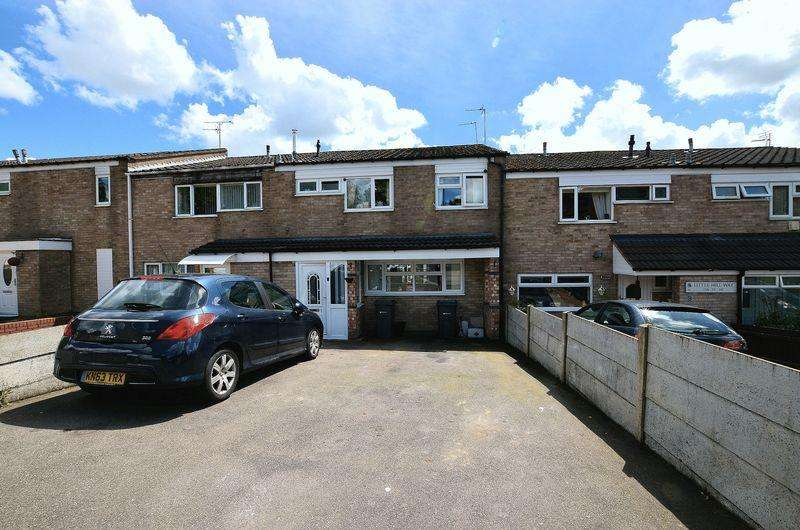 4 Bedrooms Terraced House for sale in Little Hill Way, Woodgate Valley