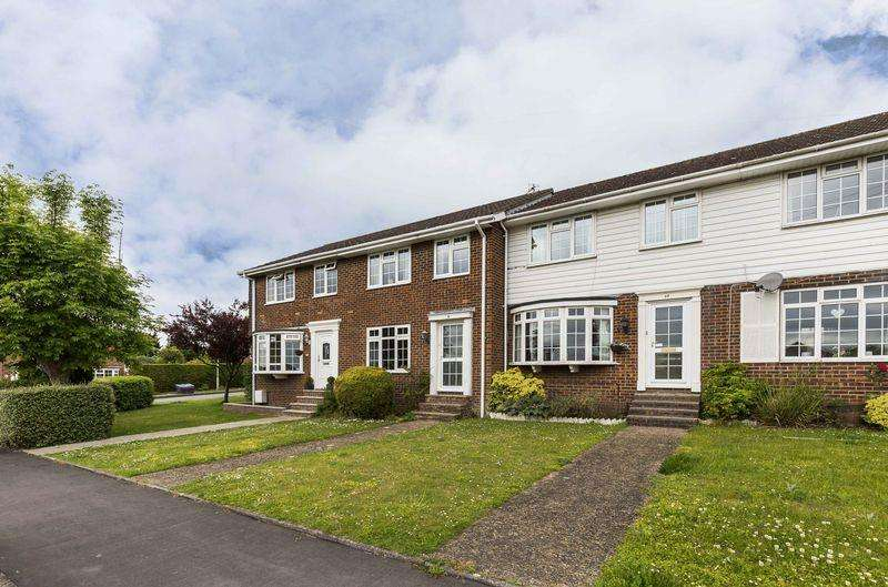 3 Bedrooms Terraced House for sale in 6A New Road, Clanfield