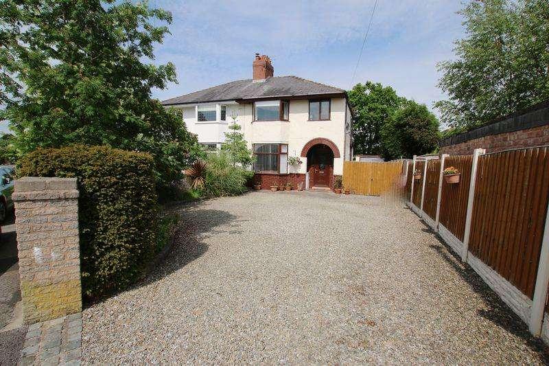 3 Bedrooms Semi Detached House for sale in Crookings Lane, Penwortham