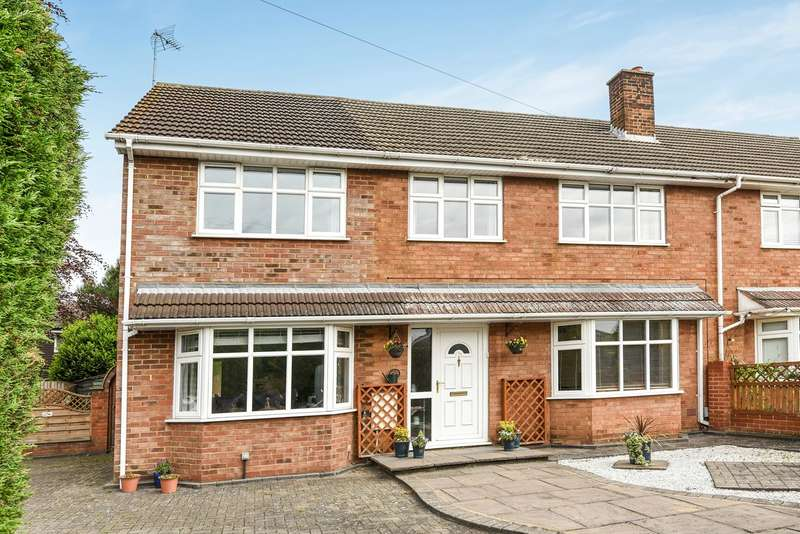 4 Bedrooms Semi Detached House for sale in Stevenage Road, Hitchin, SG4