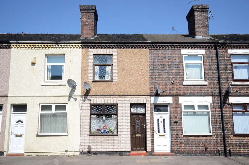 2 Bedrooms Terraced House for sale in Welby Street Fenton