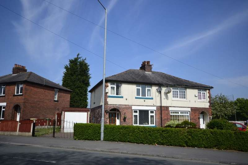 3 Bedrooms Semi Detached House for sale in Lavender Road, Farnworth, Bolton, BL4
