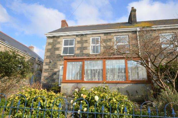 4 Bedrooms Semi Detached House for sale in Churchtown, Mullion, Helston, Cornwall