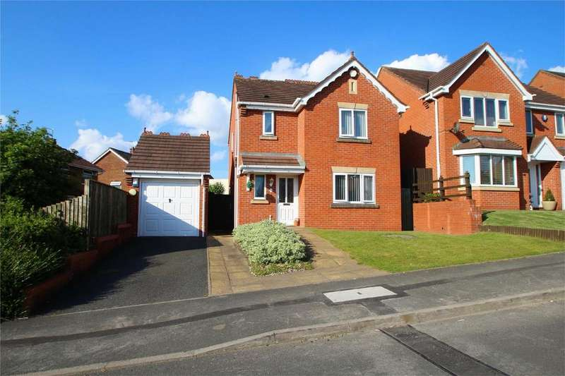 3 Bedrooms Detached House for sale in Loweswater Drive, Lower Gornal, DUDLEY, West Midlands