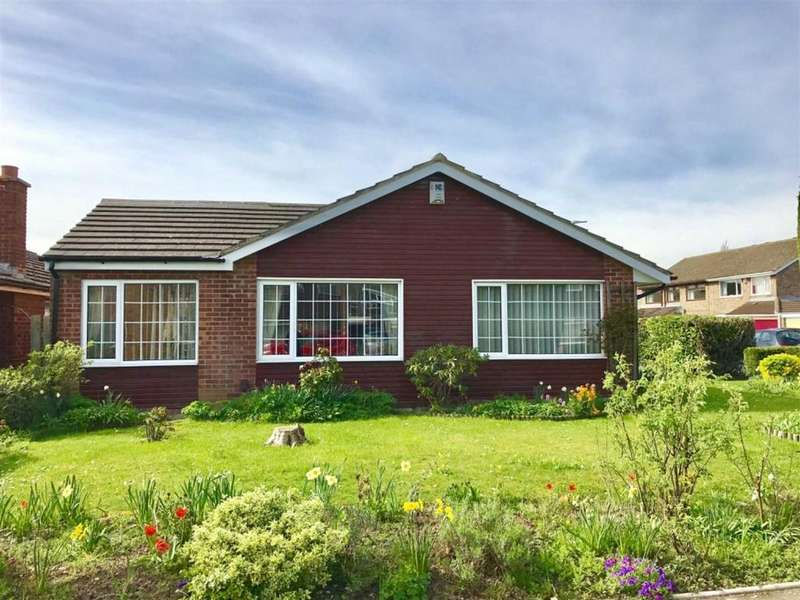 3 Bedrooms Detached Bungalow for sale in Parkstone Place, Eaglescliffe