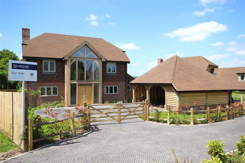5 Bedrooms Detached House for sale in Forge Road, Kingsley, Hampshire, GU35