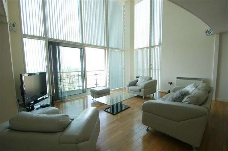 2 Bedrooms Penthouse Flat for rent in K2, Albion Street, LS2
