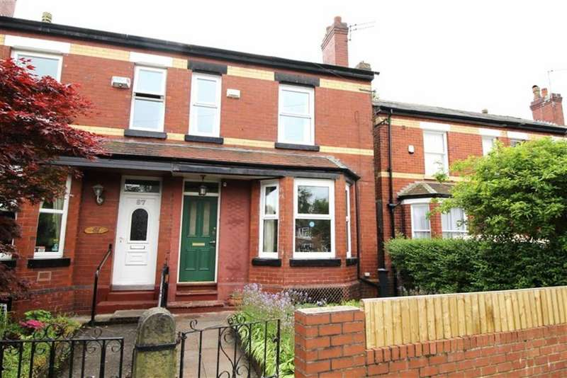 3 Bedrooms House for sale in Old Moat Lane, Withington, Manchester
