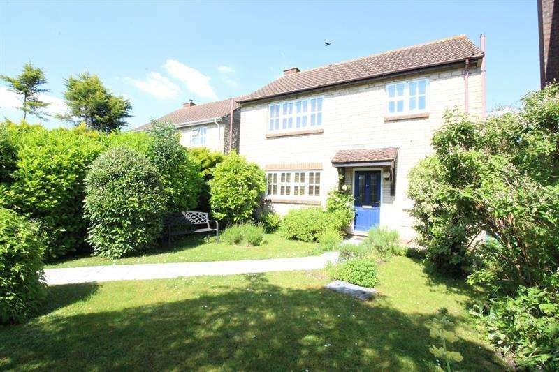 3 Bedrooms Detached House for sale in High Street, High Littleton, Bristol