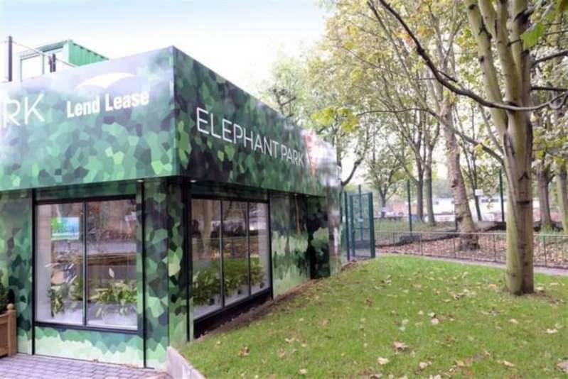 1 Bedroom Apartment Flat for sale in West Grove, Elephant Park, London