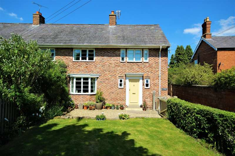 3 Bedrooms Cottage House for sale in Belgrave Cottages, Tattenhall, CH3