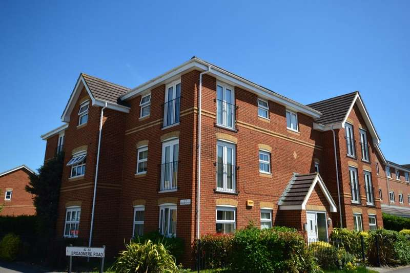 1 Bedroom Flat for sale in Broadmere Road, Beggarwood, Basingstoke, RG22