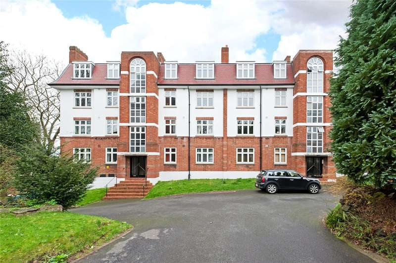 2 Bedrooms Apartment Flat for sale in Highland Road, London