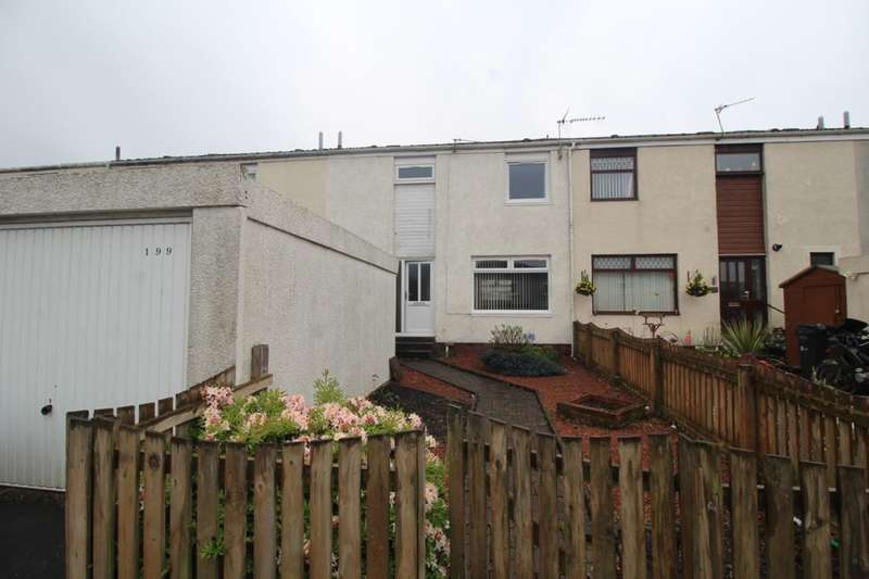 3 Bedrooms Property for sale in Clement Rise, Livingston, EH54