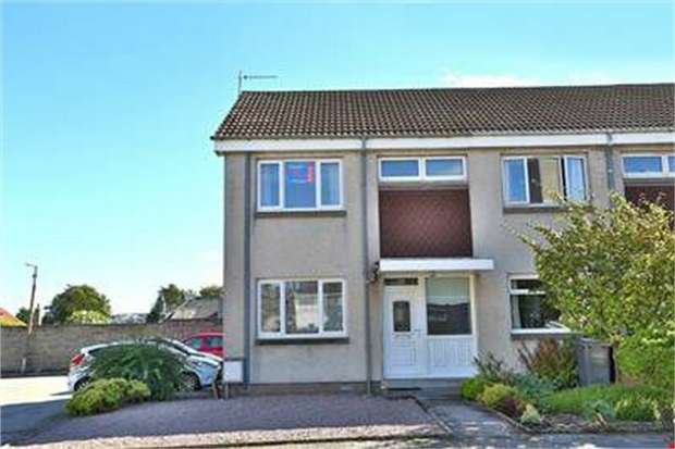 3 Bedrooms End Of Terrace House for sale in Newlands Avenue, Aberdeen