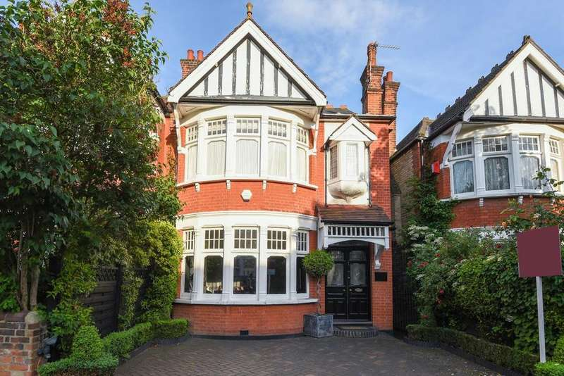 5 Bedrooms Semi Detached House for sale in Lakeside Road, Palmers Green, N13