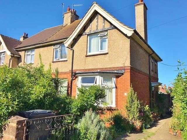 3 Bedrooms Semi Detached House for sale in Cavalry Crescent, Eastbourne