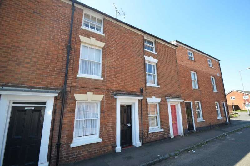 2 Bedrooms Terraced House for sale in Newport Pagnell
